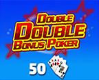 Double Double Bonus Poker 50 Hand