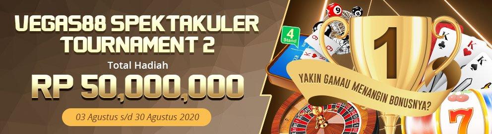 Vegas88 Tournament Spektakuler 2
